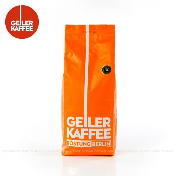 6 Bags je 1 kg pro VPE (orange), Bohne, Gesamtinhalt 6,00 kg  pro VPE, EAN-Code: 4260404690368