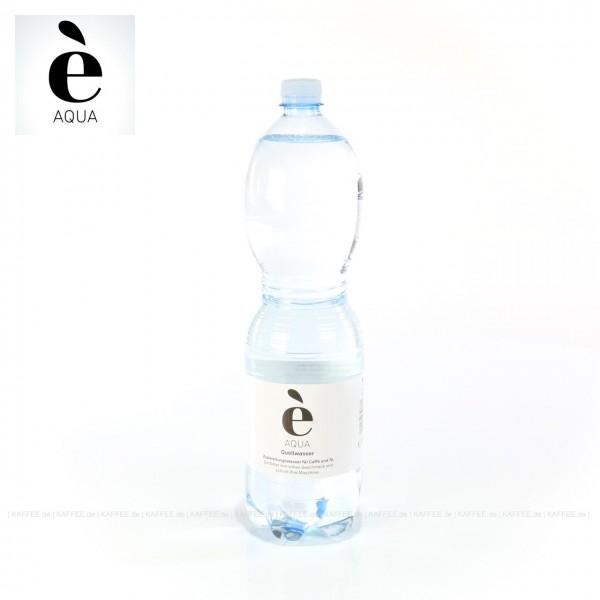 6 Flaschen je 1,5l pro VPE, Gesamtinhalt 9l pro VPE inkl. DPG - Pfand Sixpack in Höhe von 0,25 EUR pro Flasche (1,50 EUR pro VPE) Für den Einsatz in Kaffeemaschinen geeignet, da es keine Kalkablagerungen bei diesem Wasser gibt. - Frei von jeglichen