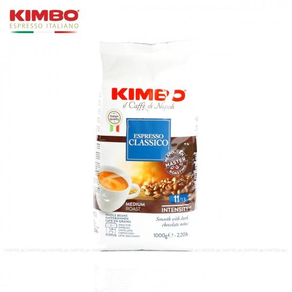 6 Bags je 1 kg pro VPE, Bohne, Gesamtinhalt 6,00 kg pro VPE, EAN-Code: 8002200121013