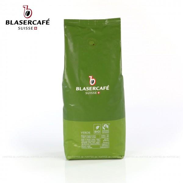 10 Bags je 1 kg pro VPE, Bohne (olive), BIO, Fairtrade, Gesamtinhalt 10,00 kg pro VPE, EAN-Code: 7610443001736