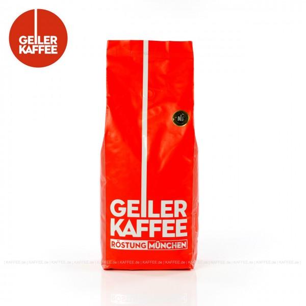 6 Bags je 1 kg pro VPE (rot), Bohne, Gesamtinhalt 6,00 kg  pro VPE, EAN-Code: 4260404690344