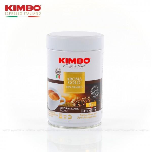 12 Dosen je 250 g pro VPE, gemahlen, Gesamtinhalt 3,00 kg pro VPE, EAN-Code: 8002200102128