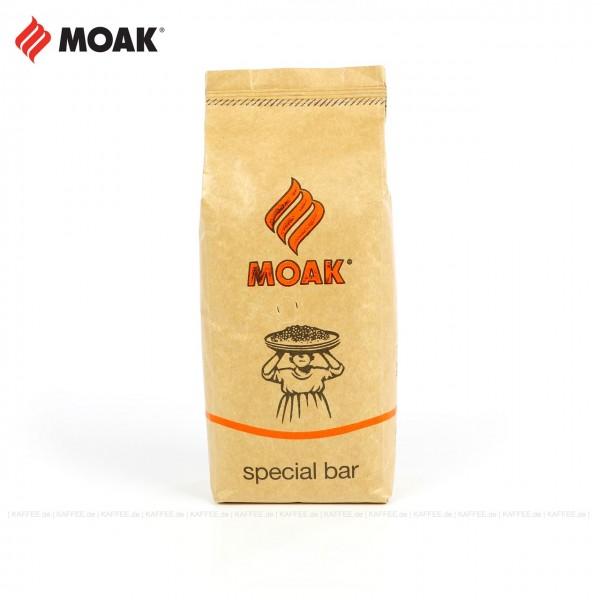 6 Bags je 1 kg pro VPE, Bohne, Gesamtinhalt 6,00 kg pro VPE, EAN-Code: 8006131013171