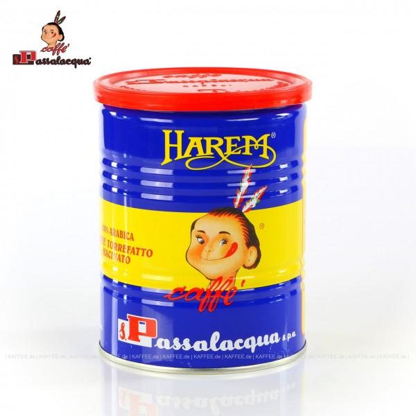 12 Dosen je 250 g pro VPE, gemahlen, Gesamtinhalt 3,00 kg pro VPE, EAN-Code: 8003303061114