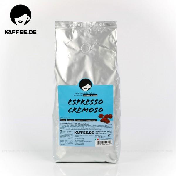 9 Bags je 1 kg pro VPE, Bohne, Gesamtinhalt 9,00 kg pro VPE, EAN-Code: 4260404690849