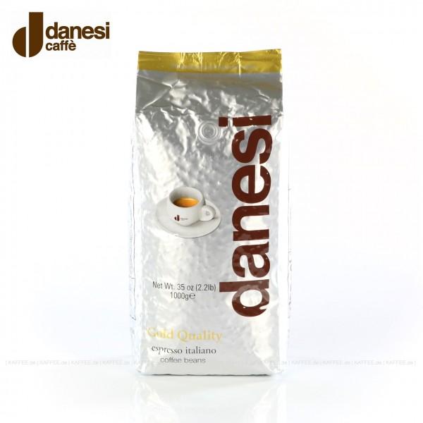 12 Bags je 1 kg pro VPE (gold strip), Bohne, Gesamtinhalt 12,00 kg pro VPE, EAN-Code: 8000135030004