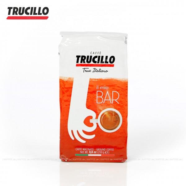 12 Bags je 250 g pro VPE, gemahlen, Gesamtinhalt 3,00 kg pro VPE, EAN-Code: 8004715102501