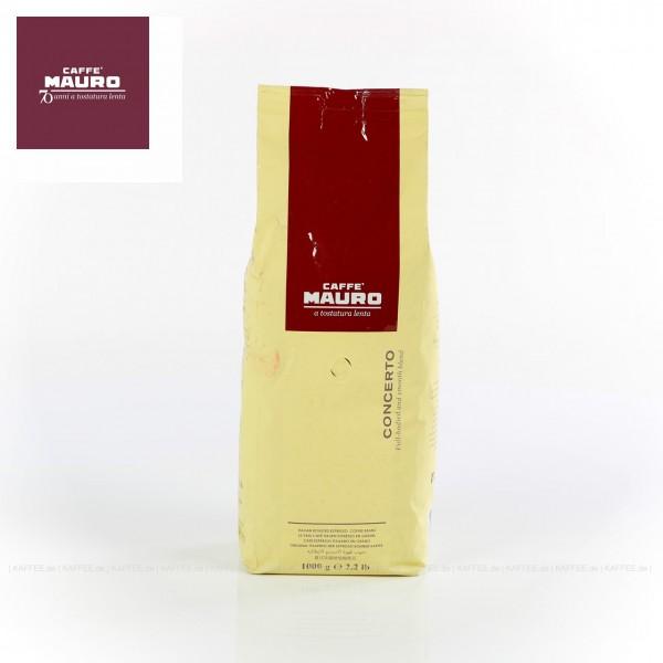 6 Bags je 1 kg pro VPE, Bohne, Gesamtinhalt 6,00 kg pro VPE, EAN-Code: 8002530114525