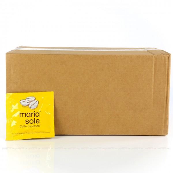 150 Pads je 7 g pro VPE (gelb), gemahlen,  ESE-Standard 44 mm, Gesamtinhalt 1,05 kg pro VPE, EAN-Code: 4260011869102