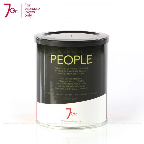12 Dosen je 250 g pro VPE, Bohne, Gesamtinhalt 3,00 kg pro VPE, EAN-Code: 8034013280083