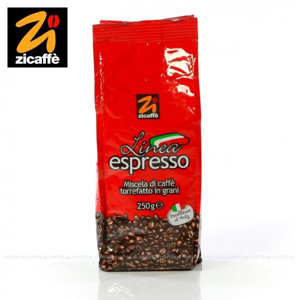 12 Bags je 250 g pro VPE, Bohne, Gesamtinhalt 3,00 kg pro VPE, EAN-Code: 8002076100235