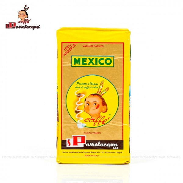 12 Päckchen je 250 g pro VPE (Vakuum), gemahlen, Gesamtinhalt 3,00 kg pro VPE, besonders geeignet für Bialetti, EAN-Code: 8003303068113