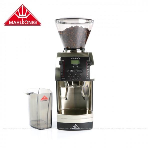 Haushaltsmühle für Kaffee und Espresso,  Farbe schwarz, EAN-Code: 0000000002077
