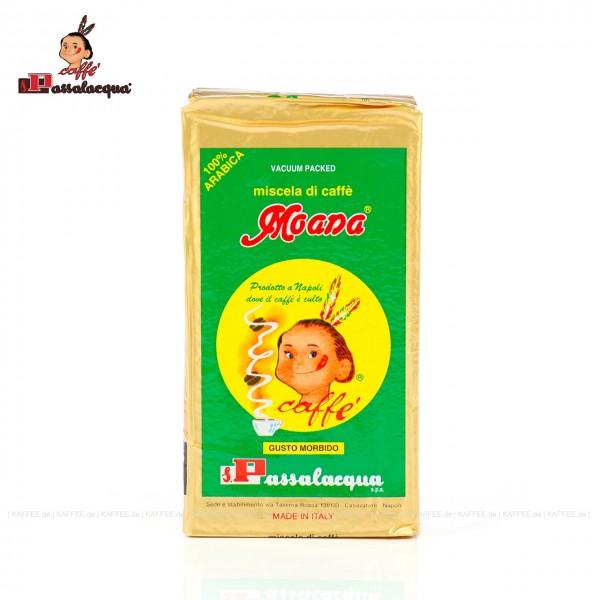 12 Päckchen je 250 g pro VPE (Vakuum), gemahlen, Gesamtinhalt 3,00 kg pro VPE, besonders geeignet für Bialetti, EAN-Code: 8003303060117