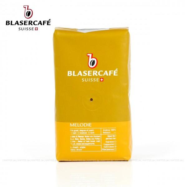 10 Bags je 250 g pro VPE (gold), Bohne, Gesamtinhalt 2,50 kg pro VPE, EAN-Code: 7610443569113
