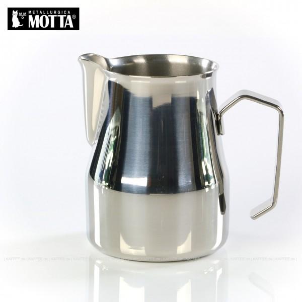 Milchkännchen aus Edelstahl (rostfrei), Füllmenge 350 ml, Gesamtinhalt 1 Stück pro VPE, EAN-Code: 8007986090126