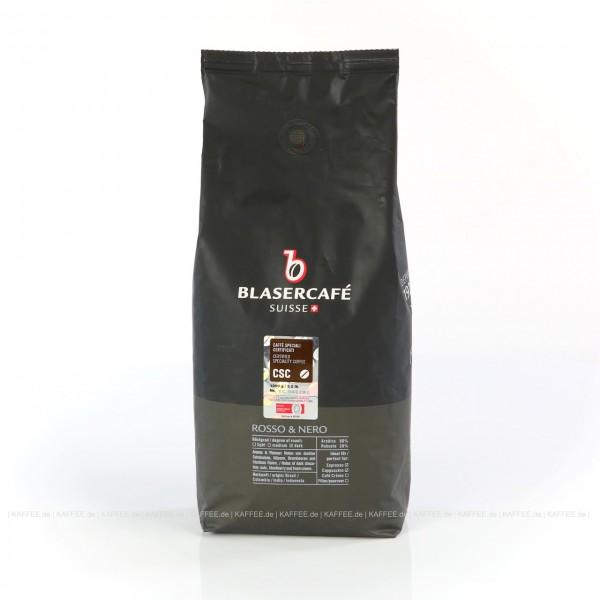 8 Bags je 1 kg pro VPE (black), Bohne, CSC zertifiziert, Gesamtinhalt 8,00 kg pro VPE, EAN-Code: 7610443579686