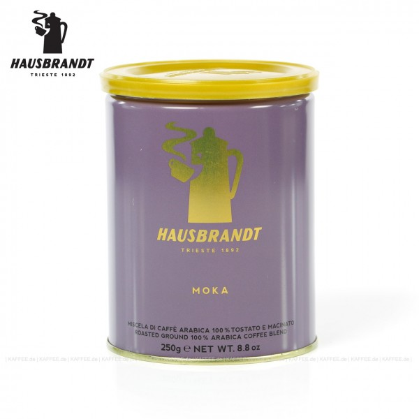 12 Dosen je 250 g pro VPE, gemahlen, Gesamtinhalt 3,00 kg pro VPE, EAN-Code: 8006980633056