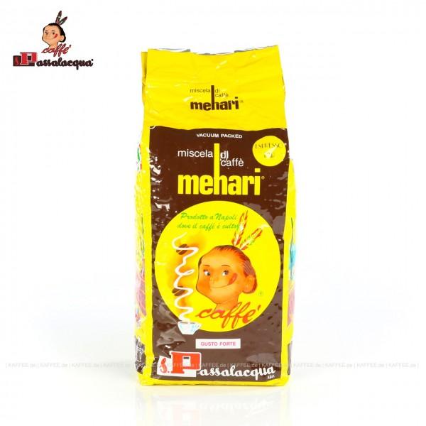 6 Bags je 1 kg pro VPE, Bohne, Gesamtinhalt 6,00 kg pro VPE, EAN-Code: 8003303007112