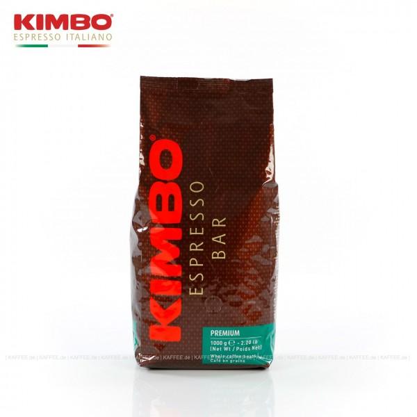 6 Bags je 1 kg pro VPE, Bohne, Gesamtinhalt 6,00 kg pro VPE, EAN-Code: 8002200140038