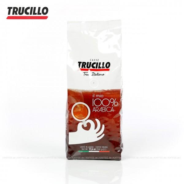 10 Bags je 500 g pro VPE, Bohne, Gesamtinhalt 5,00 kg pro VPE, EAN-Code: 8004715009008