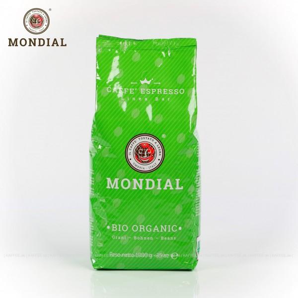 9 Bags je 1 kg pro VPE, Bohne, Gesamtinhalt 9,00 kg pro VPE, EAN-Code: 8007888000568
