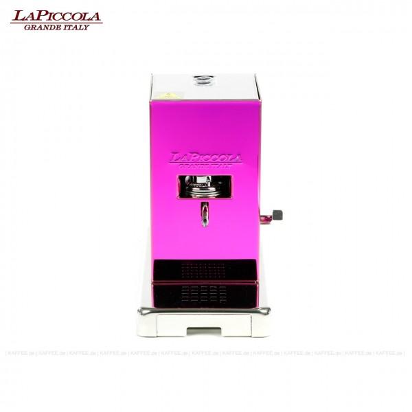 Espressomaschine für ESE-Pads (44 mm Standard-Pads), Edelstahlgehäuse, EAN-Code: 0000000002198