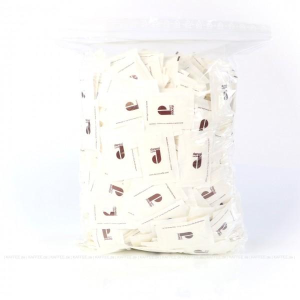 ca. 2.000 Zuckerpäckchen a 5 g, Farbe weiß, Gesamtinhalt 10,00 kg pro VPE, EAN-Code: 8000135402009