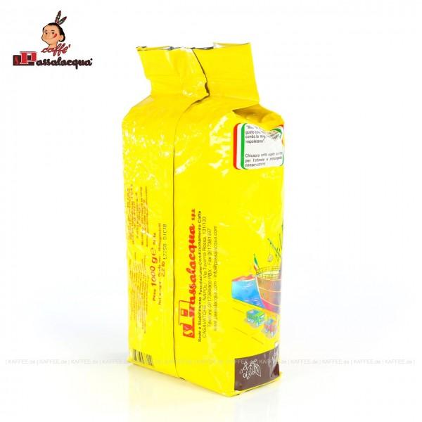 6 Bags je 1 kg pro VPE, Bohne, Gesamtinhalt 6,00 kg pro VPE, EAN-Code: 8003303037119