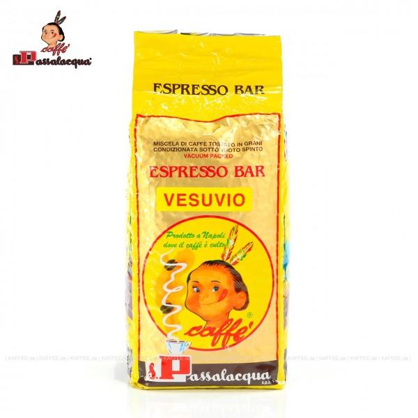 6 Bags je 1 kg pro VPE, Bohne, Gesamtinhalt 6,00 kg pro VPE, EAN-Code: 8003303033111