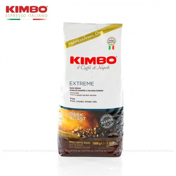 6 Bags je 1 kg pro VPE, Bohne, Gesamtinhalt 6,00 kg pro VPE, EAN-Code: 8002200140052
