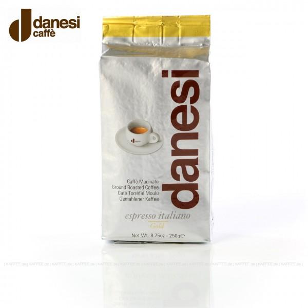 30 Päckchen je 250 g pro VPE (Vakuum), gemahlen, Gesamtinhalt 7,50 kg pro VPE, EAN-Code: 8000135010266