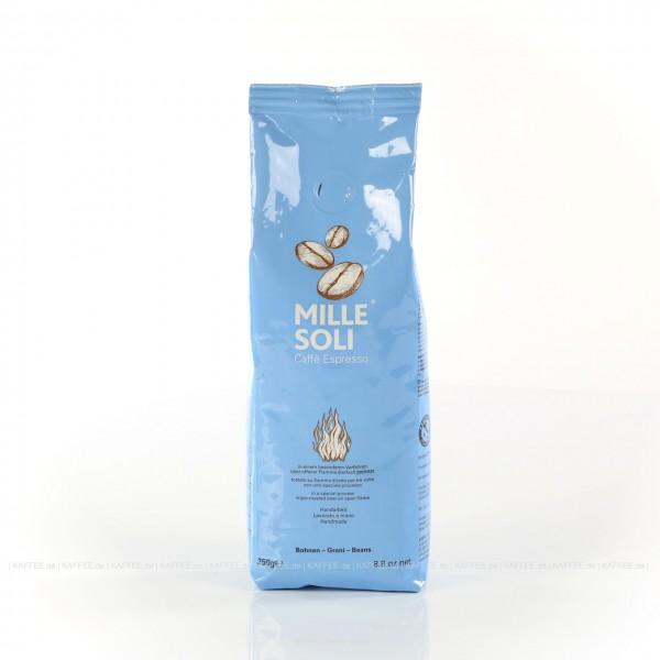 36 Bags je 250 g pro VPE (blau), Bohne, Gesamtinhalt 9,00 kg pro VPE, EAN-Code: 4260011868709
