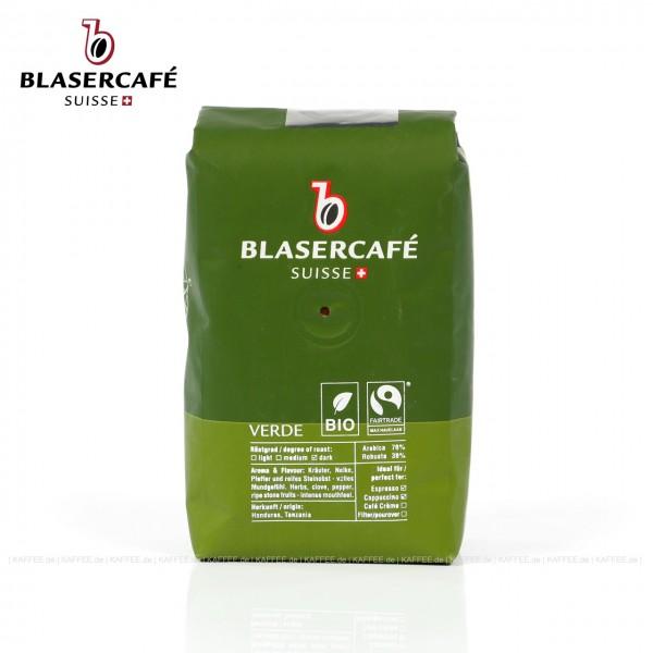 10 Bags je 250 g pro VPE (olive), Bohne, BIO, Fairtrade, Gesamtinhalt 2,50 kg pro VPE, EAN-Code: 7610443002047