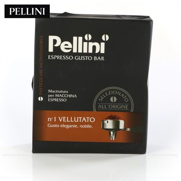 10 Päckchen je 2x250 g pro VPE (Vakuum), gemahlen, Gesamtinhalt 5,00 kg pro VPE, EAN-Code: 8001685122478