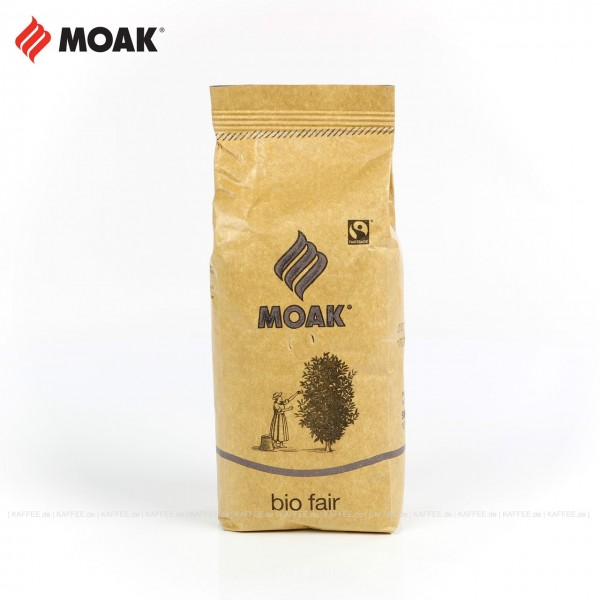 12 Bags je 500 g pro VPE, Bohne, Gesamtinhalt 6,00 kg pro VPE, EAN-Code: 8006131057748