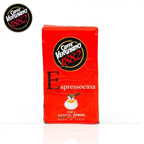 12 Päckchen je 250 g pro VPE (Vakuum), gemahlen, Gesamtinhalt 3,00 kg pro VPE, EAN-Code: 8001800001664