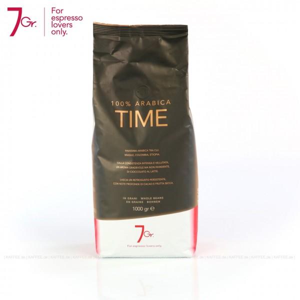6 Bags je 1 kg pro VPE, Bohne, Gesamtinhalt 6,00 kg pro VPE, EAN-Code: 8034013280045