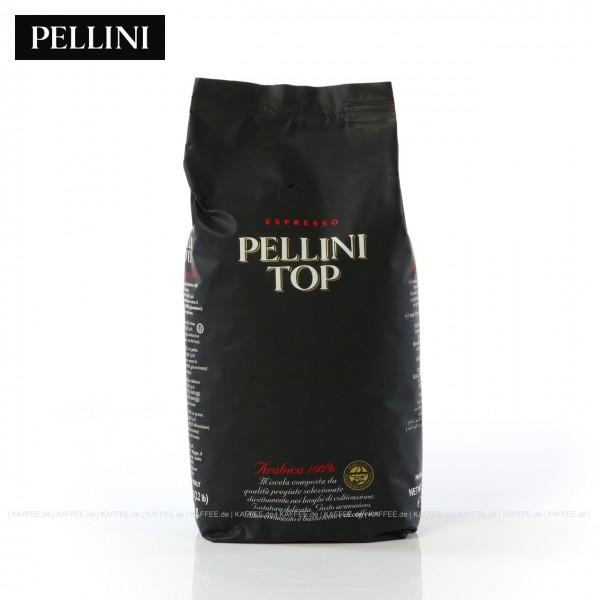 6 Bags je 1 kg pro VPE, Bohne, Gesamtinhalt 6,00 kg pro VPE, EAN-Code: 8001685092702