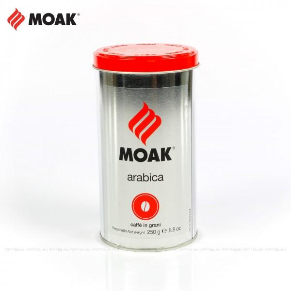 12 Dosen je 250 g pro VPE, Bohne, Gesamtinhalt 3,00 kg pro VPE, EAN-Code: 8006131992155