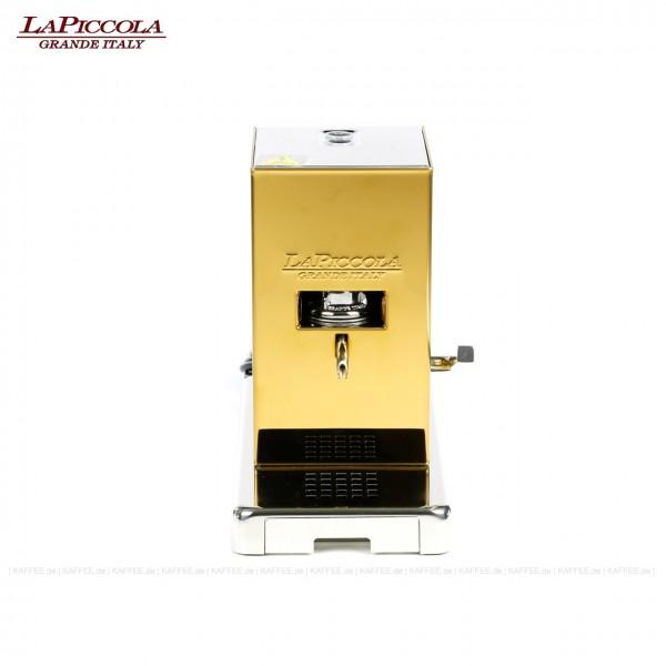 Espressomaschine für ESE-Pads (44 mm Standard-Pads), Edelstahlgehäuse, EAN-Code: 0000000002197