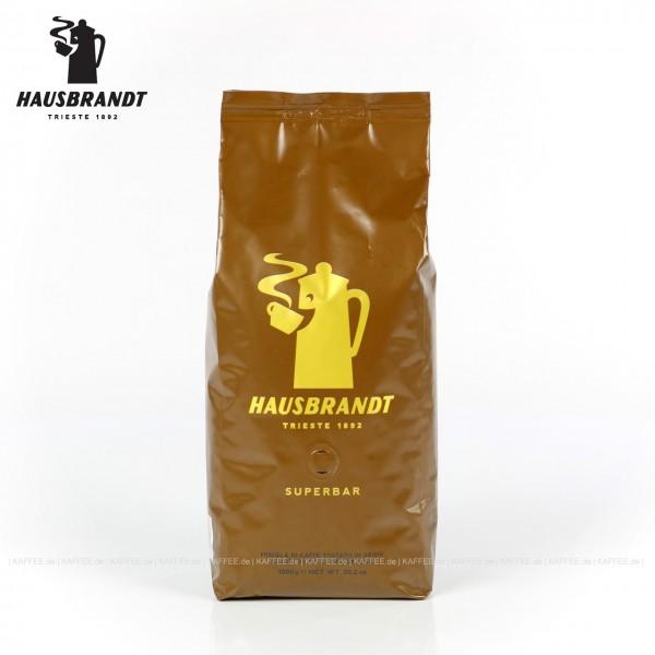 6 Bags je 1 kg pro VPE, Bohne, Gesamtinhalt 6,00 kg pro VPE, EAN-Code: 8006980519053