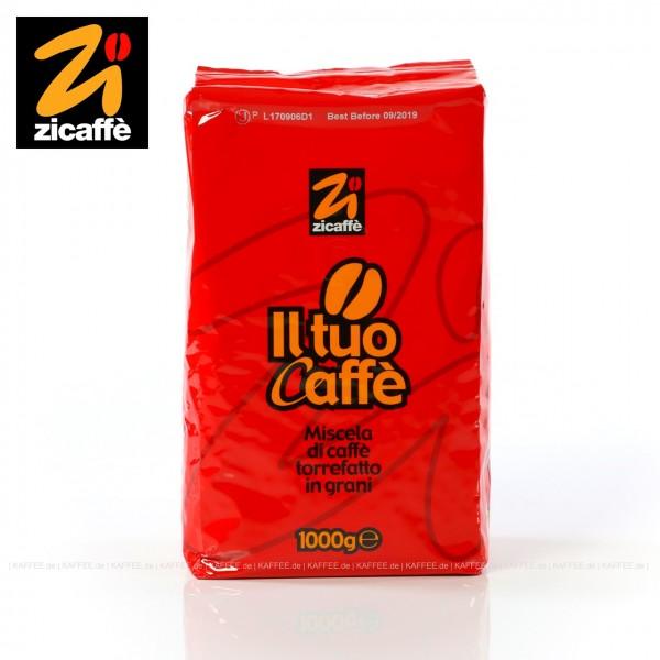 6 Bags je 1 kg pro VPE, Bohne, Gesamtinhalt 6,00 kg pro VPE, EAN-Code: 8002076100181