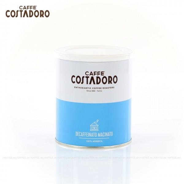 12 Dosen je  250 g pro VPE, gemahlen, Gesamtinhalt 3,00 kg pro VPE, EAN-Code: 8012470000451