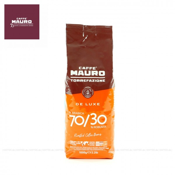 6 Bags je 1 kg pro VPE, Bohne, Gesamtinhalt 6,00 kg pro VPE, EAN-Code: 8002530151124
