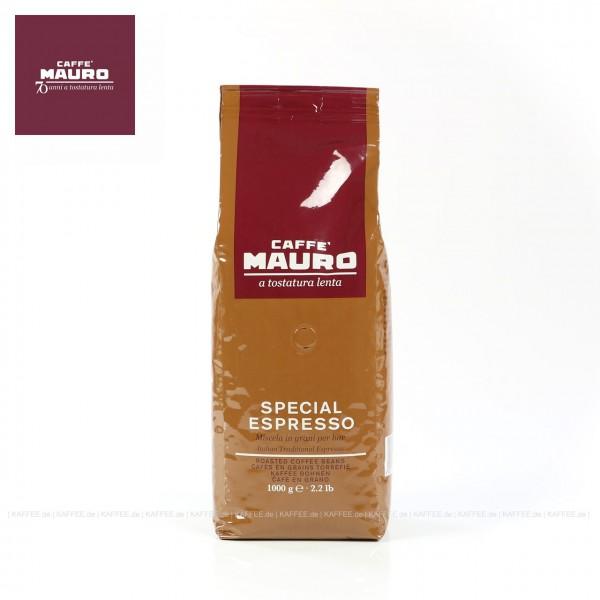6 Bags je 1 kg pro VPE, Bohne, Gesamtinhalt 6,00 kg pro VPE, EAN-Code: 8002530152824