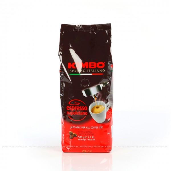 12 Bags je 500 g pro VPE, Bohne, Gesamtinhalt 6,00 kg pro VPE, EAN-Code: 8002200602130