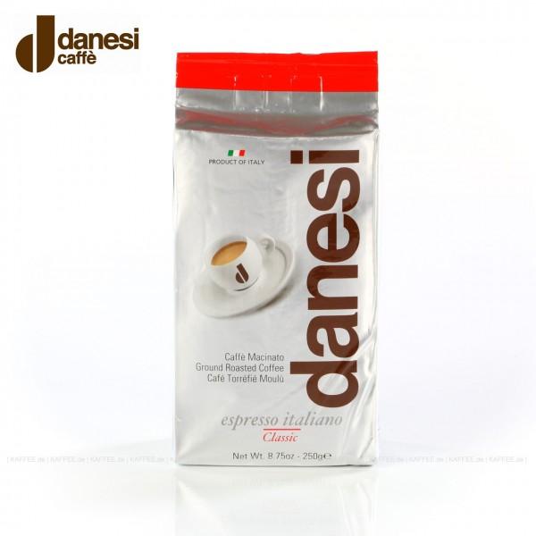 30 Päckchen je 250 g pro VPE (Vakuum), gemahlen, Gesamtinhalt 7,50 kg pro VPE, EAN-Code: 8000135010273