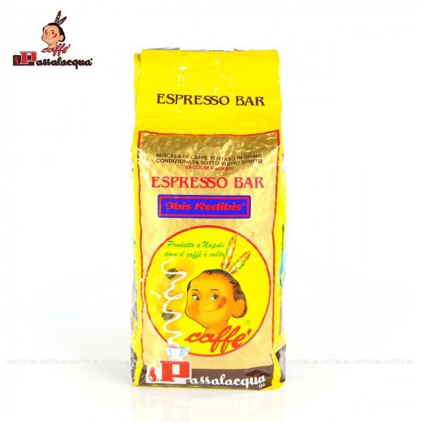 6 Bags je 1 kg pro VPE, Bohne, Gesamtinhalt 6,00 kg pro VPE, EAN-Code: 8003303047118