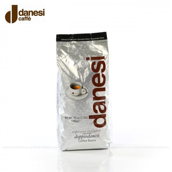 12 Bags je 1 kg pro VPE (black strip), Bohne, Gesamtinhalt 12,00 kg pro VPE, EAN-Code: 8000135013960